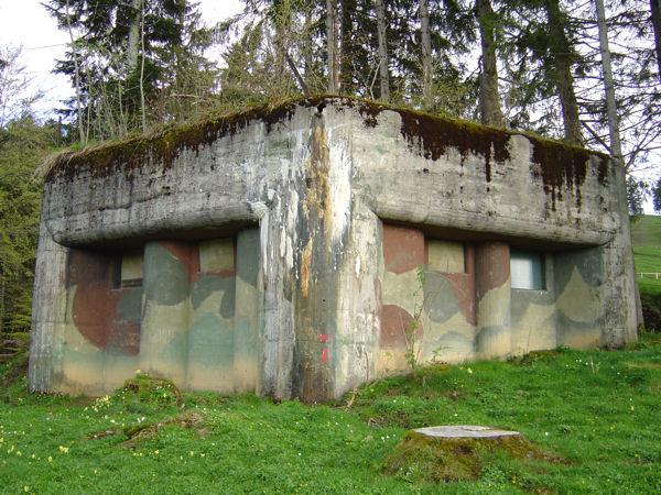 Festungsanlagen im Kanton Zug